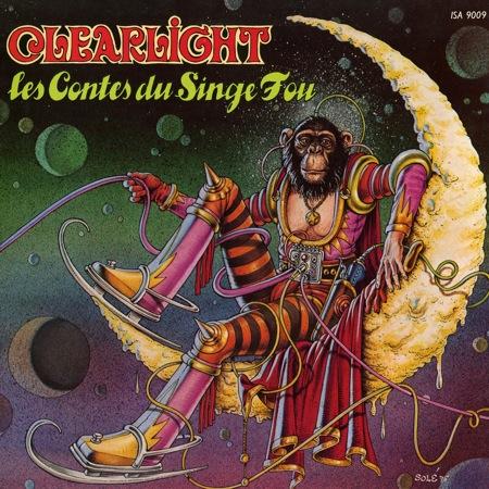 Clearlight - Les Contes Du Singe Fou